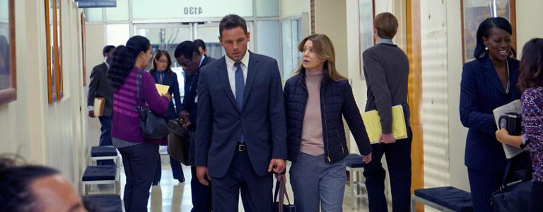 Grey's Anatomy: recensione dell'episodio 13.02: Catastrophe and the cure