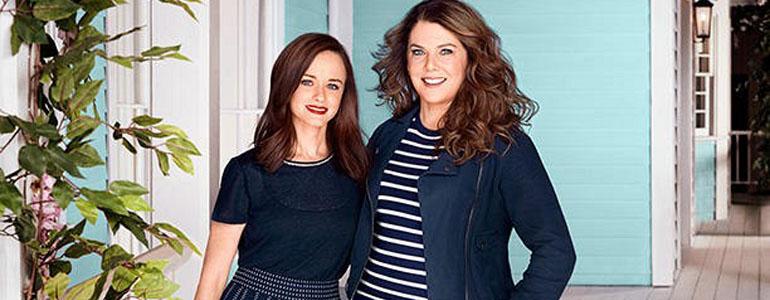 Gilmore Girls: rilasciate le nuove foto promozionali (e spunta anche Jess)