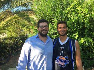 Jumbo Basket Davide Vecchio