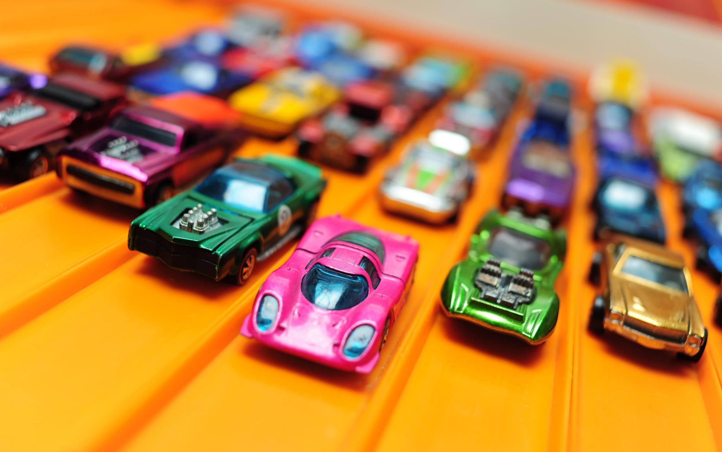 Hot Wheels at 50  the world s best selling toy fast becoming a     Hot Wheels cars