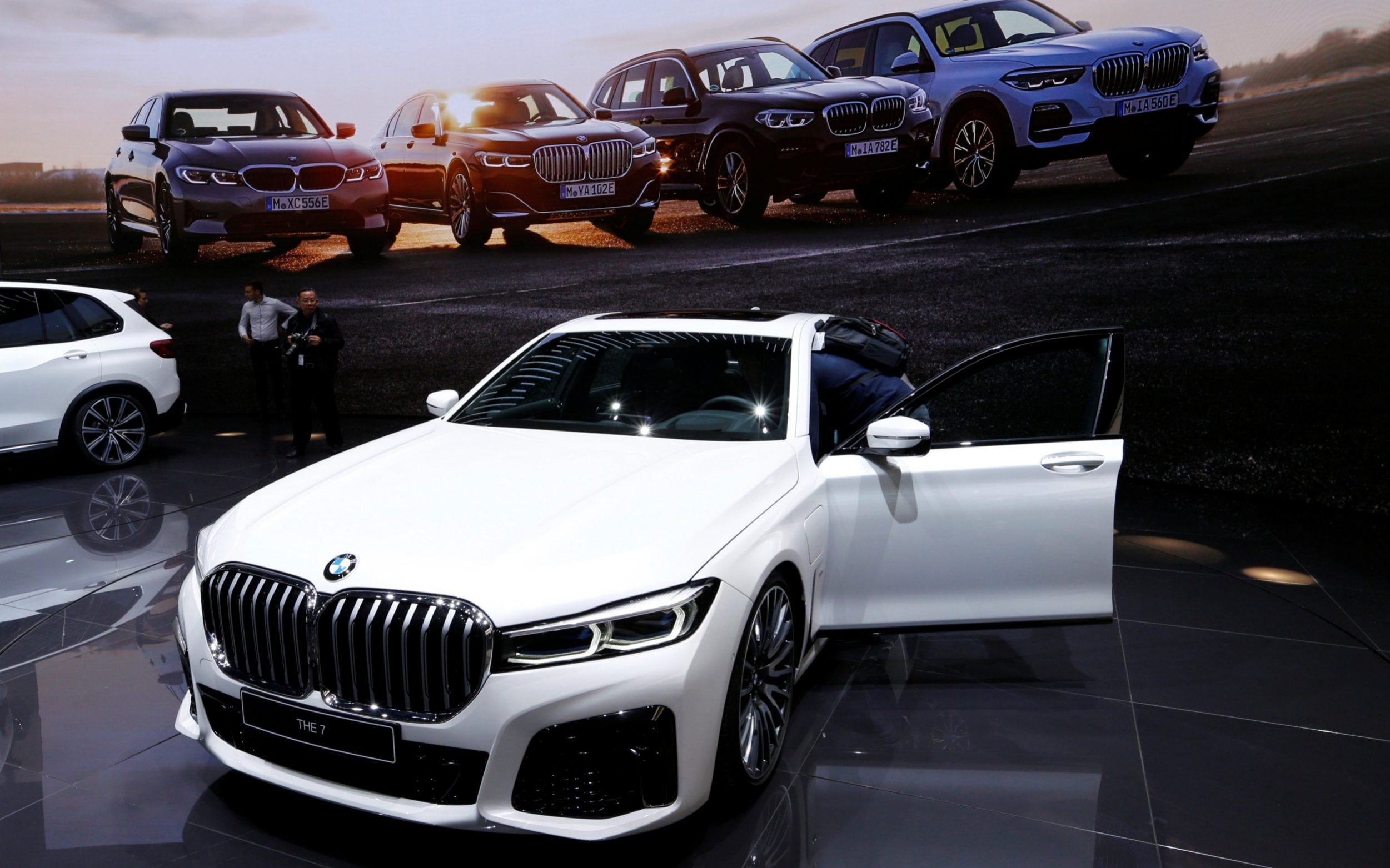Geneva Motor Show 2019 BMW 7 Series | The best new cars at ...