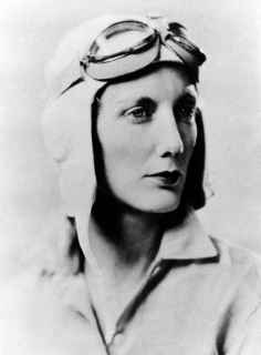 The British aviator had a string of affairs