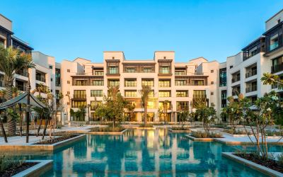 Jumeirah Al Naseem Hotel Review, Dubai, United Arab Emirates | Travel