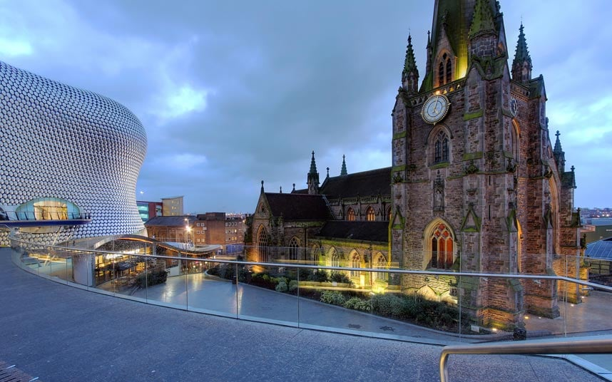 Birmingham? Why send tourists there? - Telegraph