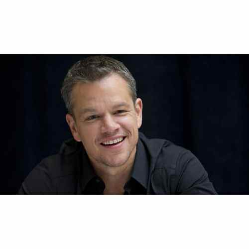 Medium Crop Of Matt Damon New Movie