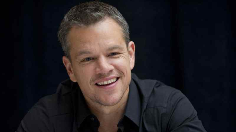 Large Of Matt Damon New Movie