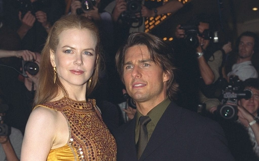 How tall is Tom Cruise  really  The strange world of celebrity     Nicole Kidman and Tom Cruise  whose height is endlessly speculated upon at  CelebHeights com