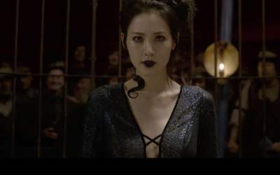 JK Rowling responds to accusations of racism over Fantastic Beasts' Nagini character