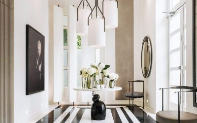 Inside interiors queen Kelly Hoppen's spectacular home