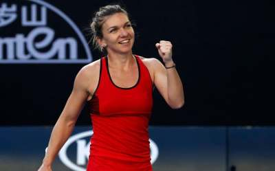 Simona Halep admits ankle pain meant sleepless night before latest Australian Open victory