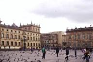 Plaza Bolívar, Bogotá. Imagen: MorgueFile