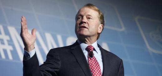 John Chambers, CEO de Cisco. Imagen: GSMA