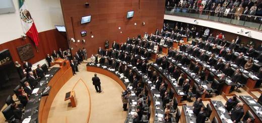 Sesión Constitutiva de la Cámara de Senadores. Imagen: Senado de México
