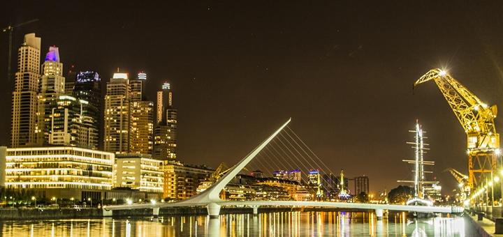 Buenos Aires. Imagen: Rodrigo Quezada/Flickr