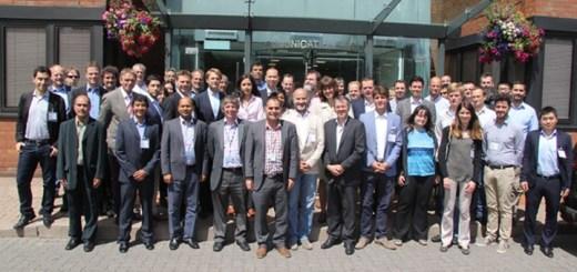 Reunión de delegados para discutir los avances de mmMAGIC. Imagen: Samsung