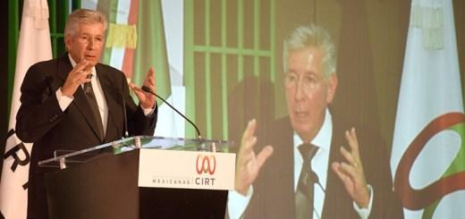 Gerardo Ruiz Esparza. Imagen: SCT