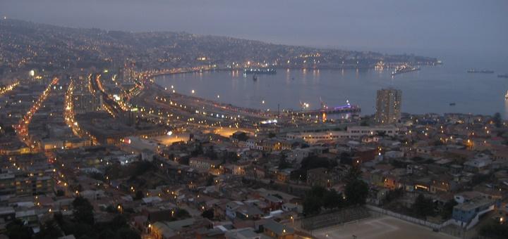 Valparaíso. Imagen: Pablo Trincado/Flickr