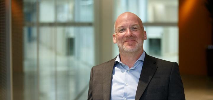 Jan Karlsson, vicepresidente de IT & Cloud para Ericsson América Latina y el Caribe. Imagen: Ericsson