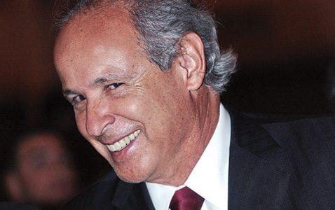 Otávio Azevedo, presidente da Andrade Gutierrez e controlador da Oi, 2014. (foto: divulgação).