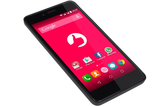 Positivo Next smartphone positivo informatica