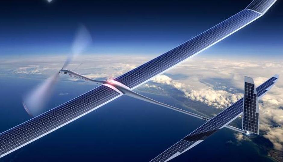 Facebook constrói drone gigante com asa do tamanho de Boeing; veja vídeo