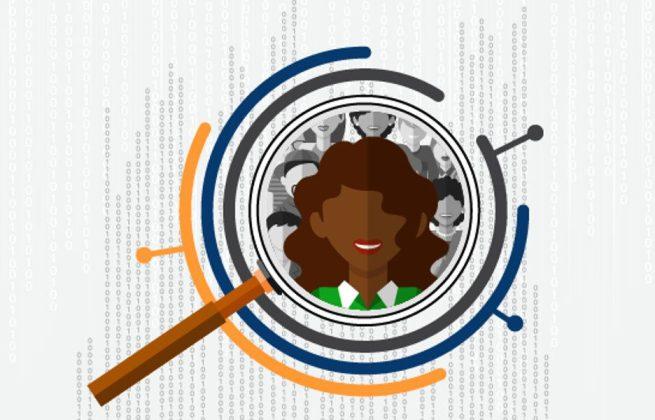 Imagem da campanha Seus Dados São Você, iniciada nesta terça-feira pela Coalizão Direitos na Rede