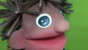 Tony, el muñeco de Norita