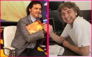 Palo Rubin y Alejandro Stoessel