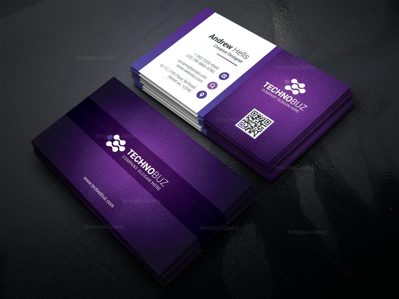 Dining Purple Business Card Template Purple Business Card Template Template Catalog Zzle Businesscards Business Card Maker cards Modern Business Card