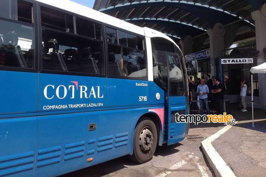 FORMIA / Sciopero Cotral, disagi per pendolari e studenti