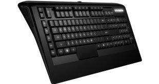10. SteelSeries Apex RAW Gaming Keyboard