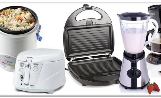 elettrodomestici per organizzare la cucina 4