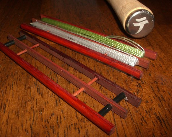 tenkara line holder bamboo