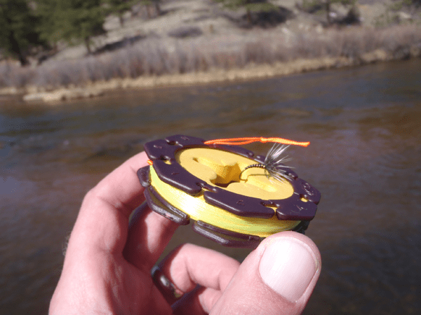 Tenkara Level Line Reduced Memory