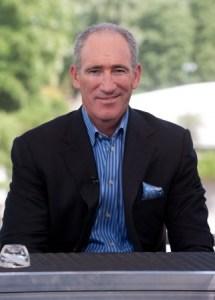 ESPN Tennis Analyst Brad Gilbert