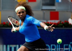 SerenaWilliams MadridOpen5-7-12