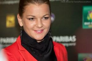 Agniezska Radwanska
