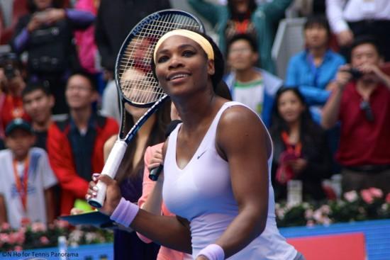 Serena Williams Beijing