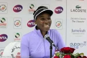 Venus Williams dubai