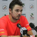 223 Wawrinka in press
