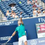 40-Coric ball toss