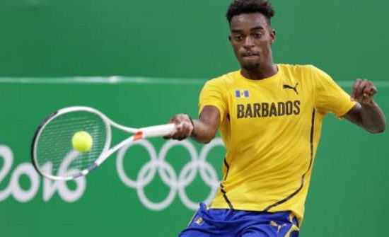 Darian King Rio Olympics
