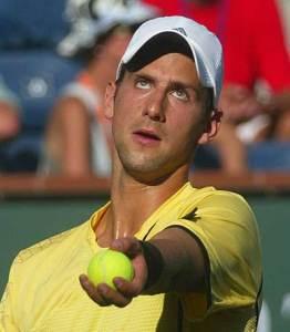 Djokovic recalled his roots