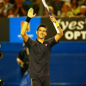 djokovic 2013 Aussie opwon win