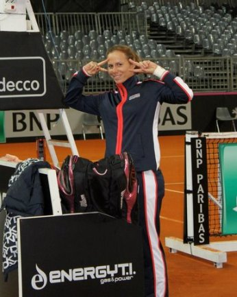 lepchenko fed cup 2013