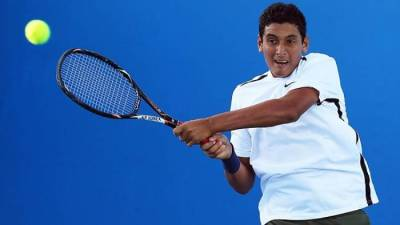 Tennis - Nick Kyrgios´ coach says he will be ready to play the qualifying draw for Australian Open