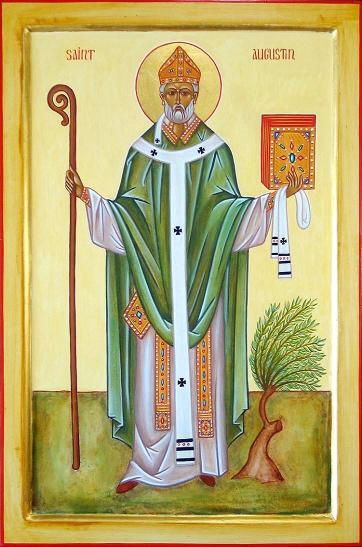 Sfantul Augustin al Hipponei