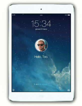 iOS 7 User Switching on iPad: Locked