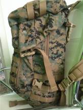 ILBE Assault Pack with lid side