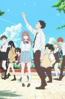 Kyoto Animation cuelga vídeos subtitulados para sordos de la película de Koe no Katachi